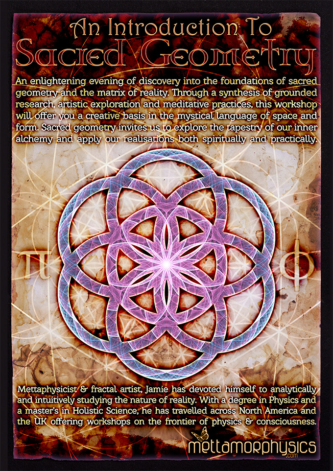 An Introduction to Sacred Geometry