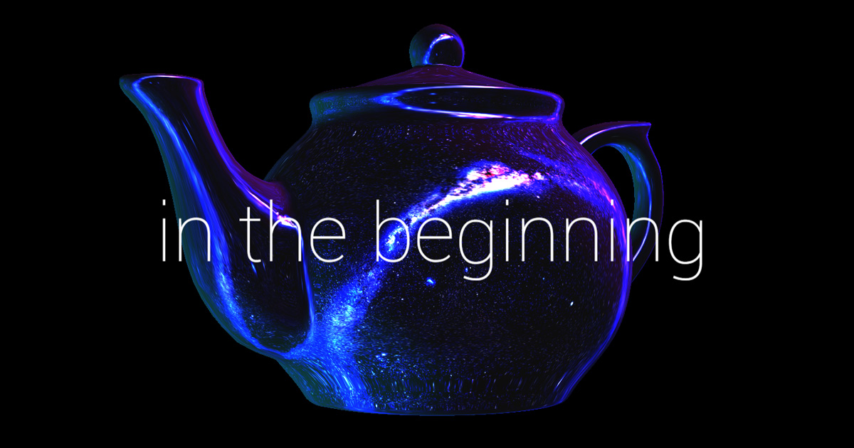 Technology - Fractal Teapot